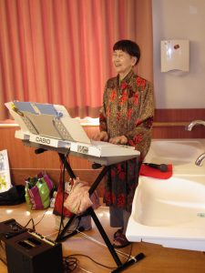 [七瀬の杜] 童謡と唱歌を愛する会の皆様によるコンサートでした