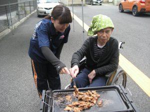 【七瀬の杜】BBQ!