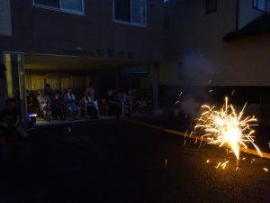 【七瀬の杜】花火大会!