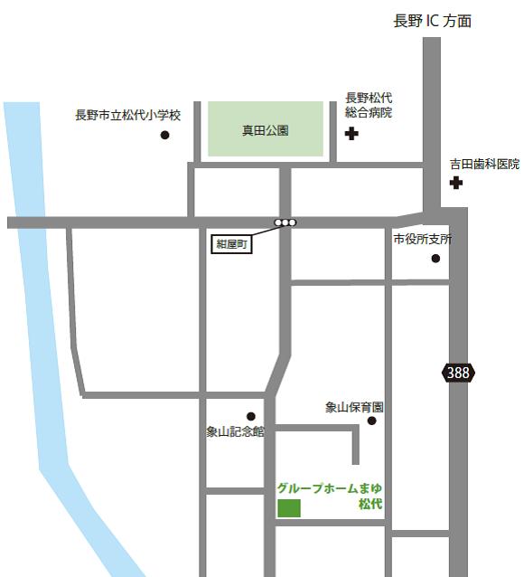 地図_松代