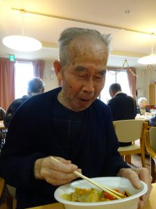 【七瀬の杜】芋煮会