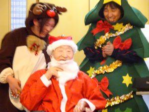 【七瀬の杜】クリスマス会