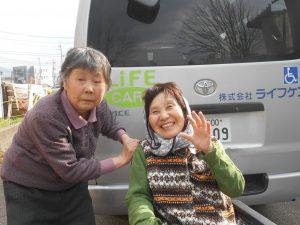 春は?桜!咲く♬~グループホームまゆ~