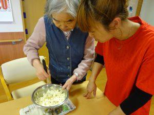 【七瀬の杜】蒸しパン&ホットケーキ