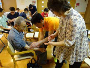 【七瀬の杜】スキンケア講習会
