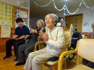 【七瀬の杜】歌のボランティア
