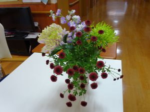 【七瀬の杜】生け花