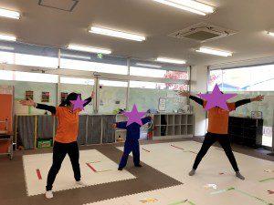 【キッズまゆ】 Let's dancing!!