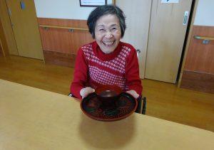 【七瀬の杜】おしるこ食べました!