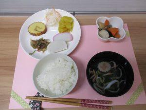 おせち~グループホームまゆ篠ノ井~