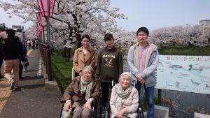 【七瀬の杜】春の外出その3