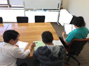 【ライフケア】研修委員会!!