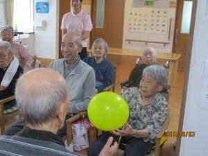 ボランティアの方々と~グループホームまゆ篠ノ井~