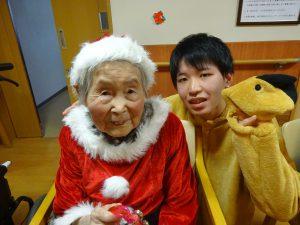 【七瀬の杜】クリスマス