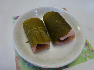 【七瀬の杜】桜餅