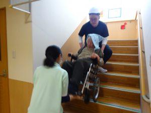 【七瀬の杜】防災訓練
