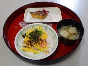 【七瀬の杜】ちらし寿司