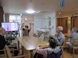 生活の様子~グループホームまゆ篠ノ井~